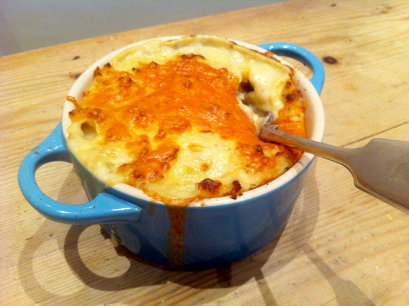 Fish Pie Pots Wholesome Seduction