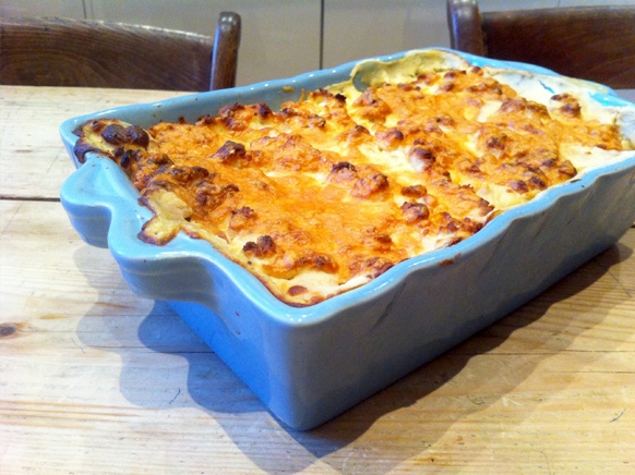 Zesty Winter Fish Pie Wholesome Seduction