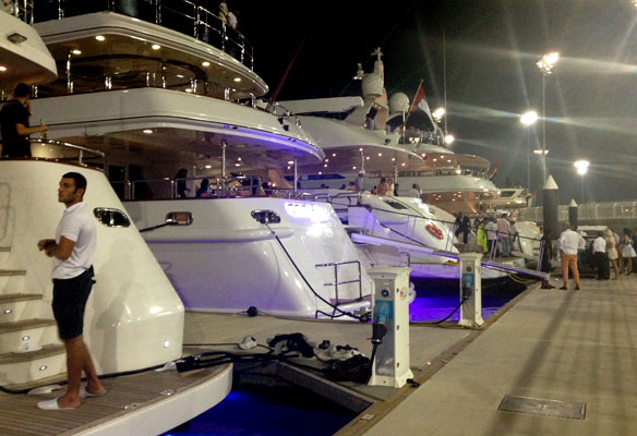 yacht-parties,-F1
