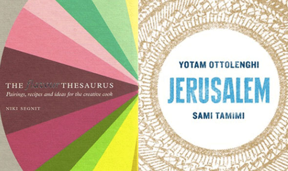 The-Flavour-Thesaurus-&-Ottolenghi,-Jerusalem