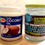 From the streets: Coconut oil
