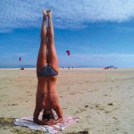 Yoga, food, surf & sangria
